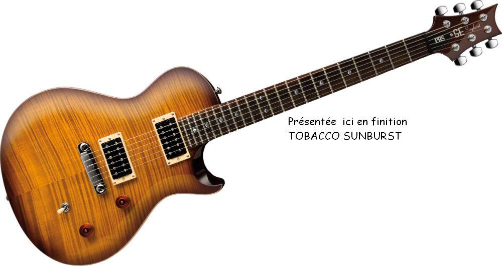 Prs se Singlecut Guitar Guitare Lectrique Prs se