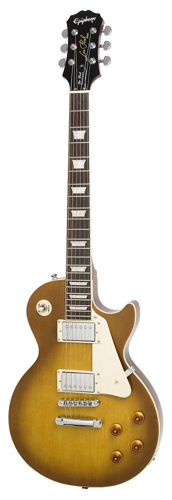 epiphone les paul standard plain top honey burst guide d 39 achat guitare. Black Bedroom Furniture Sets. Home Design Ideas